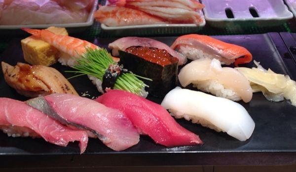 Sushi Zanmai Tenjin2