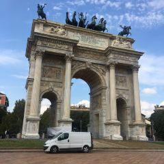 Arco della Pace User Photo