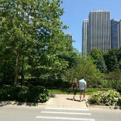 Lake Shore East Park User Photo