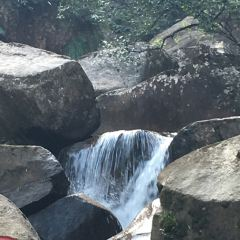 청룡대폭포 여행 사진