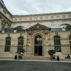 French National Library (Bibliotheque Nationale de France) User Photo