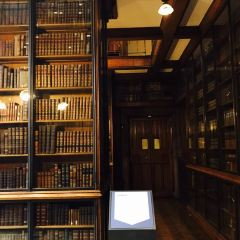The John Rylands Library User Photo