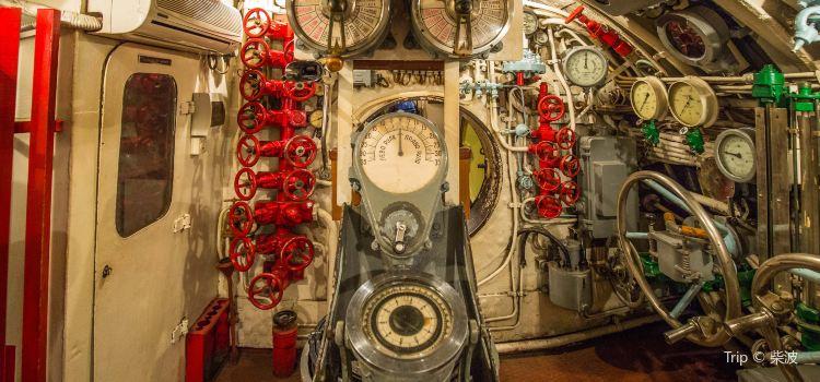 Vladivostok C-56USS Pampanito Museum1