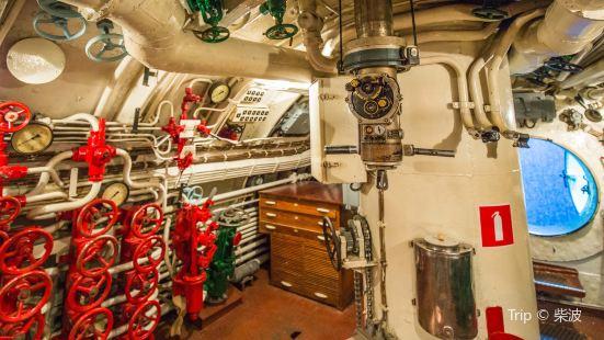 Vladivostok C-56USS Pampanito Museum