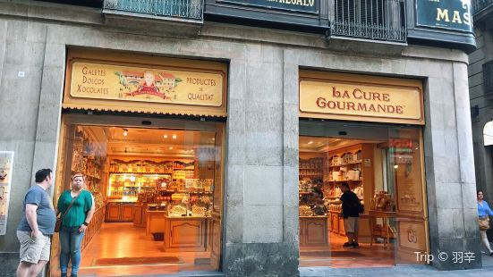The Cure Gourmande