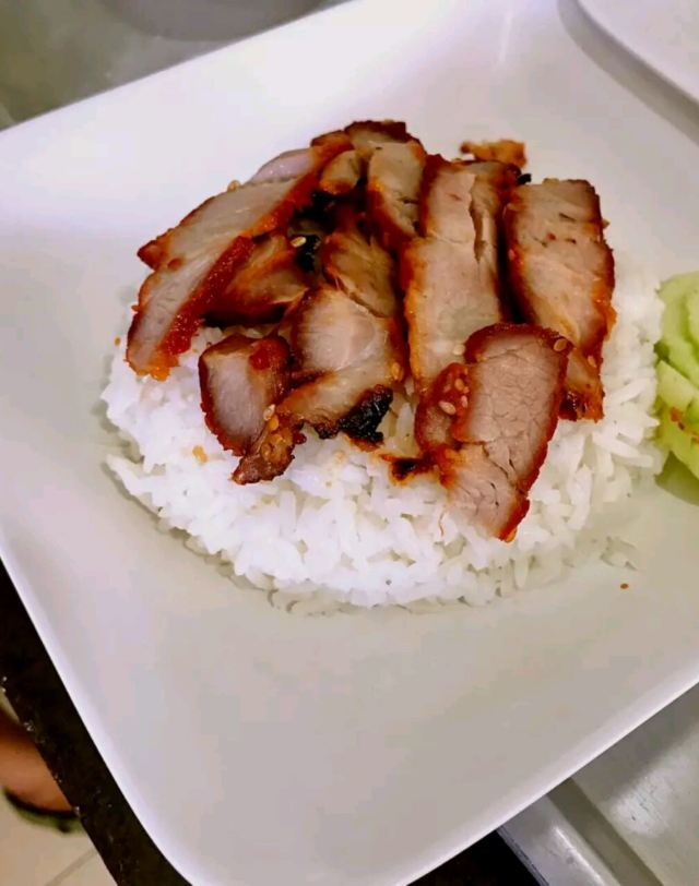 Briley Chicken Rice
