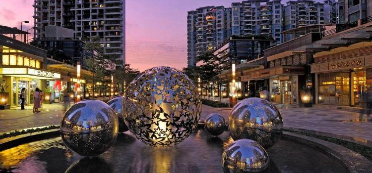 深圳香蜜湖東亞國際風情街1