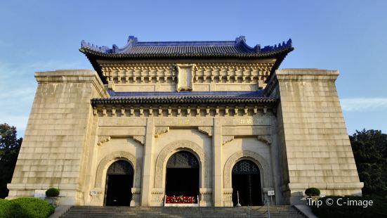 中山陵祭堂