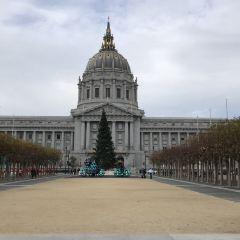 舊金山市政廳用戶圖片