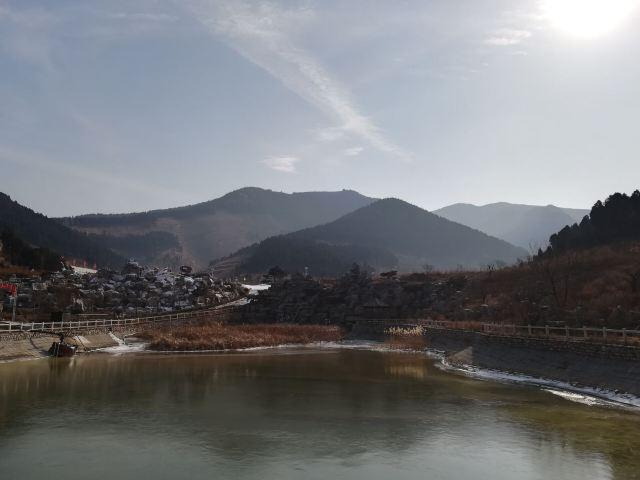 Jinan Jinshawan Ski Resort