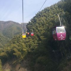 No. 1 Mountain of Eastern Zhejiang: Snow Mountain Happy Valley User Photo
