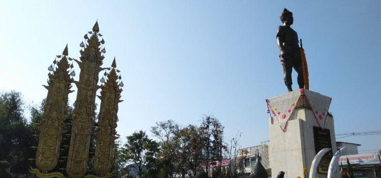 King Mengrai Monument3
