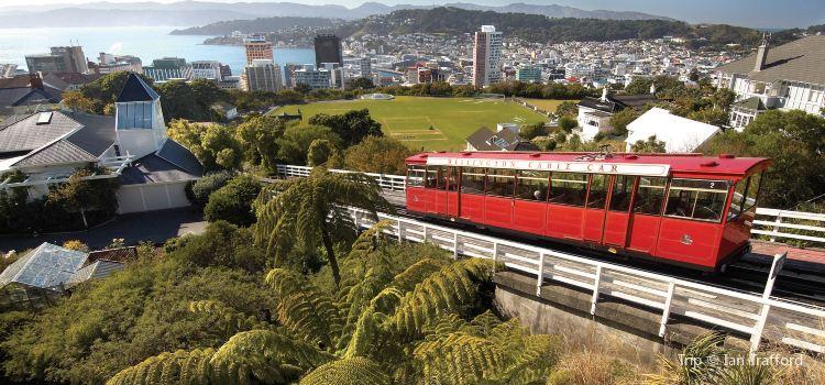 Wellington Cable Car1