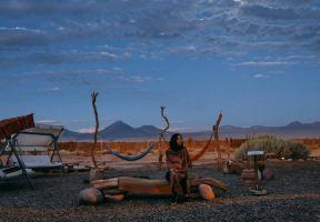 飛躍半個地球 —— 智利12日行走聖地亞哥-沙漠-Valparaiso