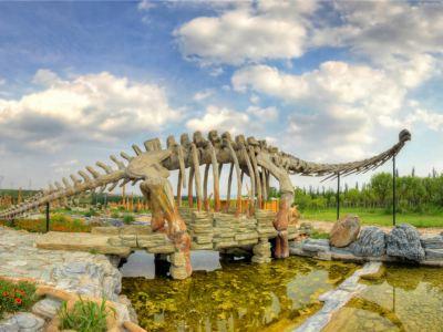 朝陽鳥化石國家地質公園