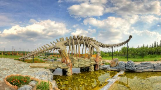 Chaoyang Bird Fossil National Geological Park