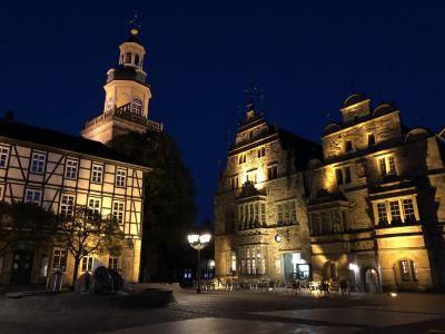 Die Eulenburg. Museum Rinteln