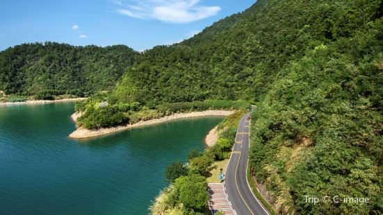 Qiandao Lake Greenway Ride