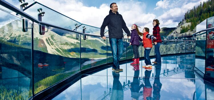 Glacier Skywalk3
