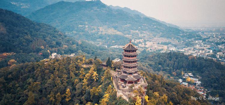 두장옌 관광지(도강언 관광지)2