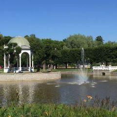 카드리오르그 공원 여행 사진