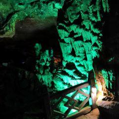 위안왕동굴 여행 사진