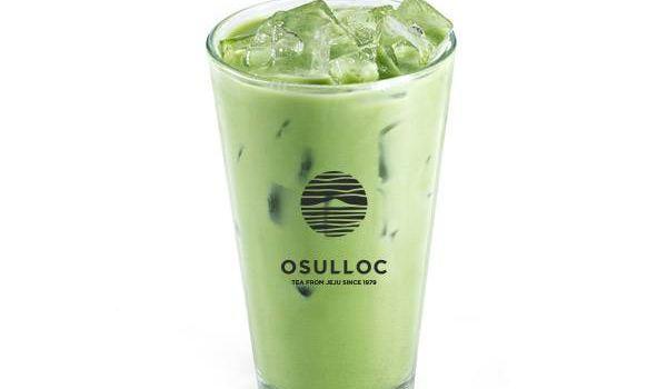 Osulloc Tea House(明洞店)2