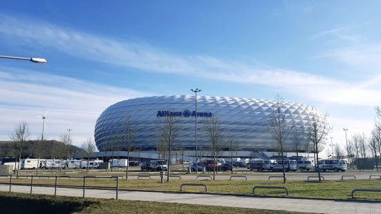 Allianz Arena Erlebniswelt
