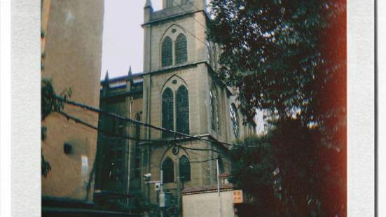 貴陽市新華路天主堂