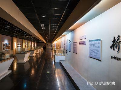 趙州橋景區古橋展覽館
