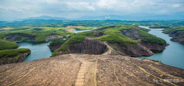Feitian Mountain National Geological Park1