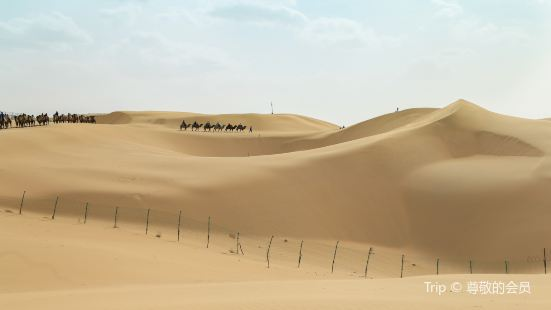 Sounding Sand Bay International Desert Resort