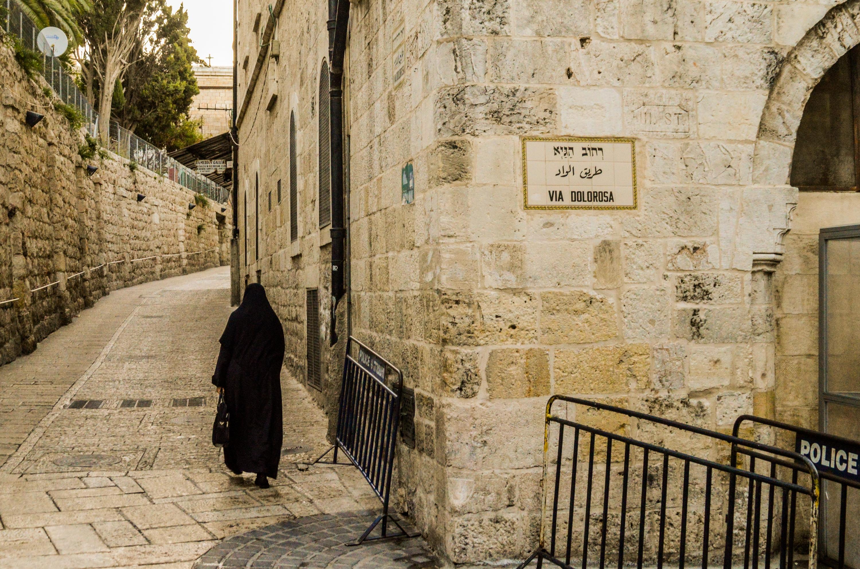The Way of the Cross - Via Dolorosa