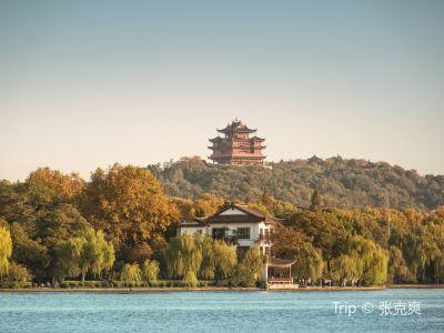 Chenghuang Pavilion Scenic Area