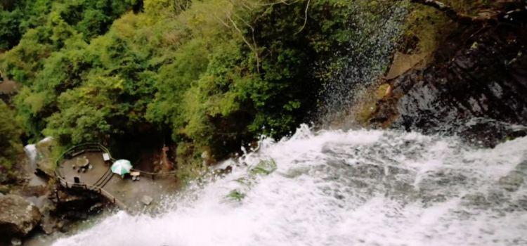 青龍瀑布2