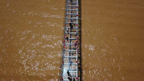 黃河3D玻璃橋