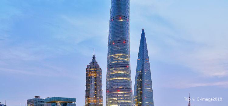 상하이 타워1