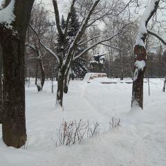 Monument to Manas Velikodushny User Photo