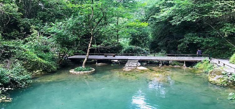 雁山瀑布3