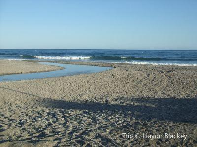 Playa Güilche