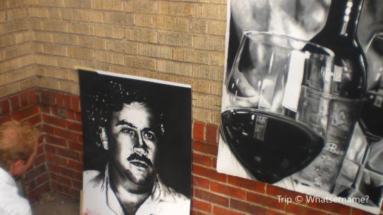 Pablo Escobar Casa Museo