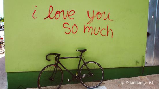 I Love You So Much Mural