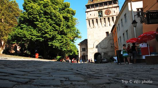 Sighisoara Historic Center