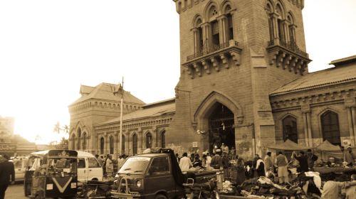 Saddar Empress Market