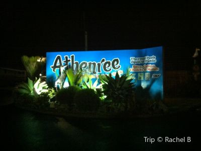 Athenree Hot Springs