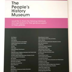 People's History Museum User Photo