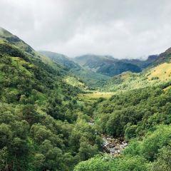 벤네비스 산 여행 사진