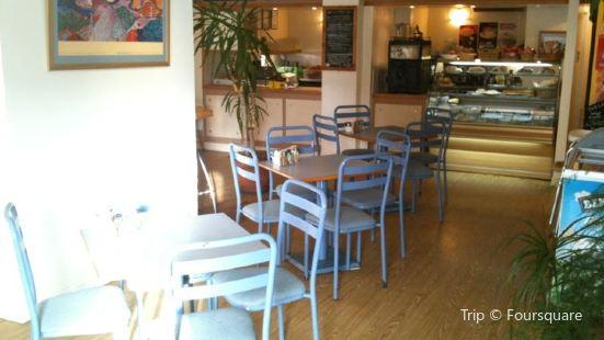The Last Resort Coffee Shop