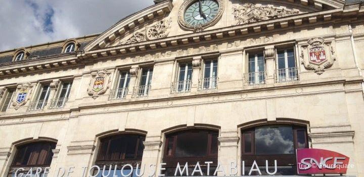 Gare de Toulouse Matabiau1