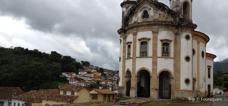 Our Lady of Rosario dos Pretos church1